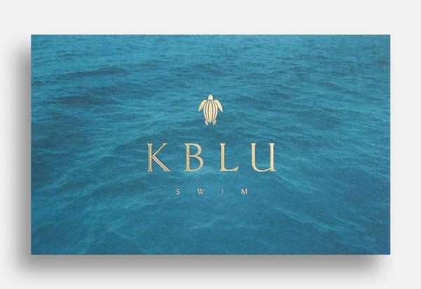 K  BLU